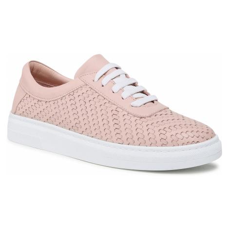 Sneakersy BADURA - 6584-69-007 Beż 007