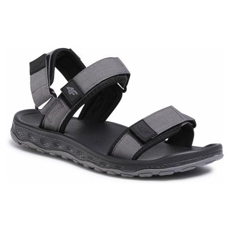 Sandały 4F - H4L20-SAM001 Szary