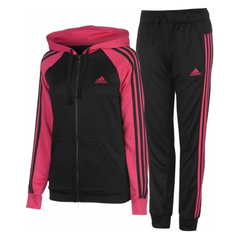 Adidas Re Focus Tracksuit Ladies