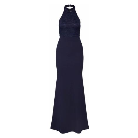 Missguided Suknia wieczorowa 'BRIDESMAID' ciemny niebieski / niebieski