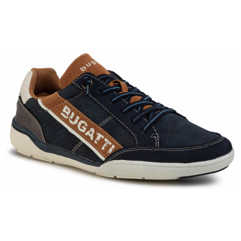 Sneakersy BUGATTI - 325-86901-5400-4100 Dark Blue