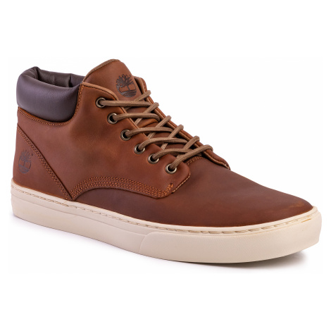 Trzewiki TIMBERLAND - Adventure 2.0 Chukka TB0A1JUN3581 Md Brown Full Grain