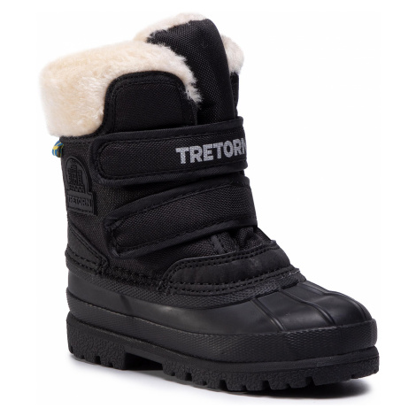 Śniegowce TRETORN - Expedition Boot 472702 Black 10 1