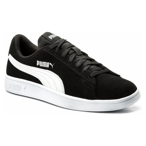 Sneakersy PUMA - Smash V2 364989 01 Black Puma/White Puma/Silver