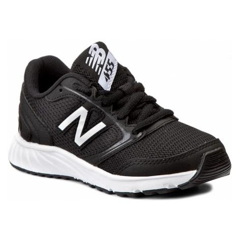 Sneakersy NEW BALANCE - KJ455BWY Czarny