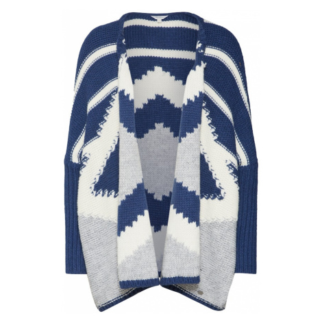 Pepe Jeans Kardigan oversize 'JENNIFER' niebieski / biały
