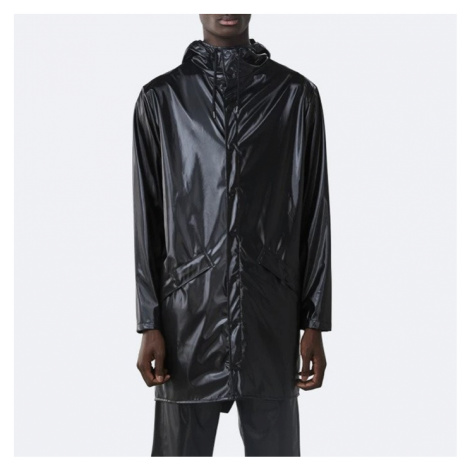 Płaszcz Rains Long Jacket 1202 SHINY BLACK
