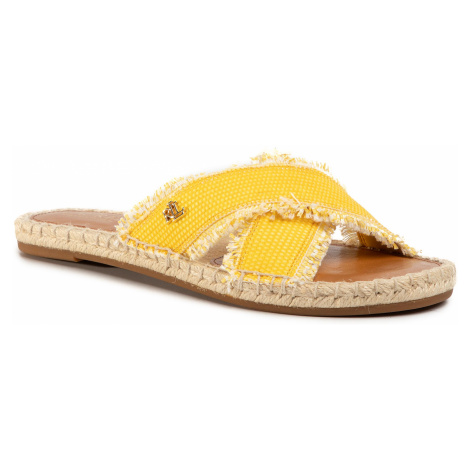 Espadryle LAUREN RALPH LAUREN - Marni 802784504002 Yellow