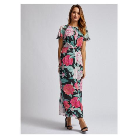 Dorothy Perkins Pink Floral Maxi dress