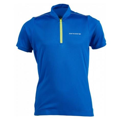 Arcore GLADIS niebieski 140-146 - Koszulka rowerowa dziecięca