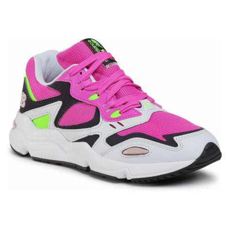 Sneakersy NEW BALANCE - WL426LD1 Biały Różowy