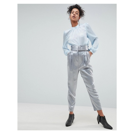 ASOS Tailored Trouser with Paperbag Waist