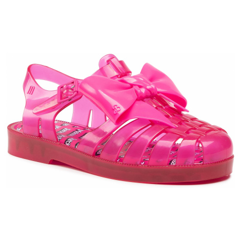 Sandały MELISSA - Mini Melissa Possession + Barb 33340 Dark Pink/Pink 52558