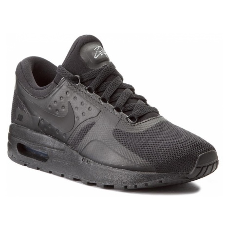 Buty NIKE - Air Max Zero Essential (GS) 881224 006 Black/Black/Black