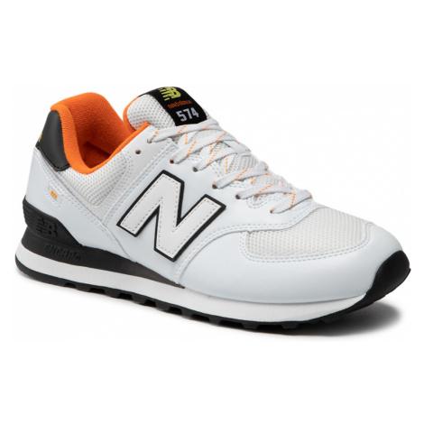 Sneakersy NEW BALANCE - ML574UA2 Biały