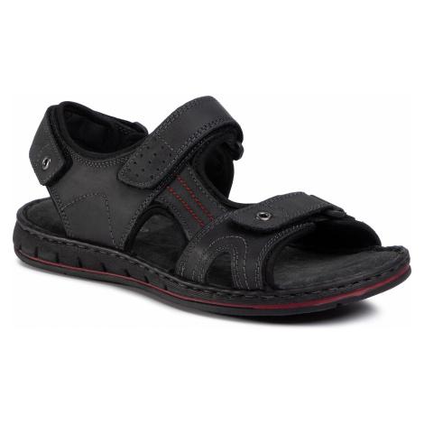 Sandały GO SOFT - MI18-ESSAAR-01 Black 1