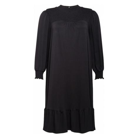 Dorothy Perkins Curve Sukienka 'Yoke' czarny