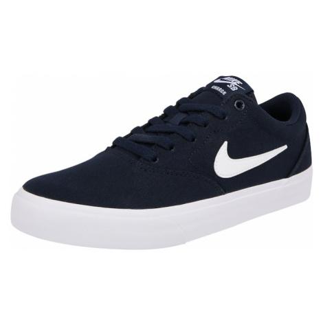 Nike SB Trampki niskie biały / czarny