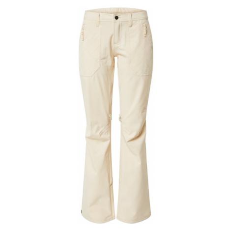 BURTON Spodnie outdoor 'VIDA' szarobeżowy