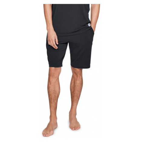 UA Recovery Sleepwear Short-BLK Under Armour