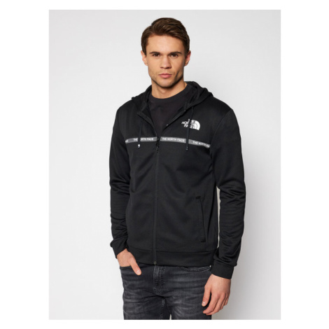 The North Face Bluza Over lay NF0A5574JK31 Czarny Regular Fit