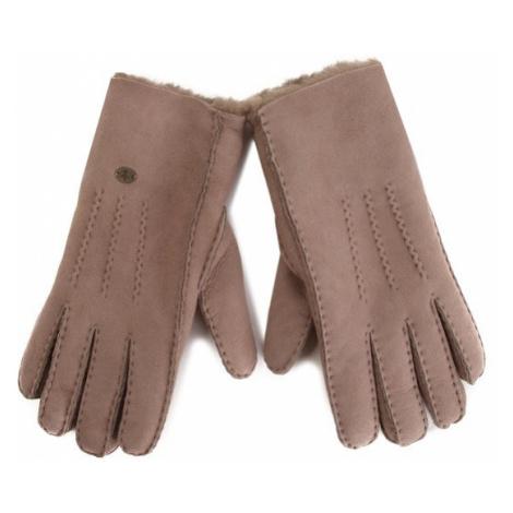 EMU Australia Rękawiczki Damskie Beech Forest Gloves Brązowy