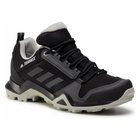 Buty adidas - Terrex AX3 Gtx W GORE-TEX EF3510 Core Black/Dgh Solid Grey/Metal Grey