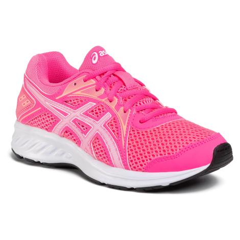 Buty ASICS - Jolt 2 Gs 1014A035 Hot Pink/White 702
