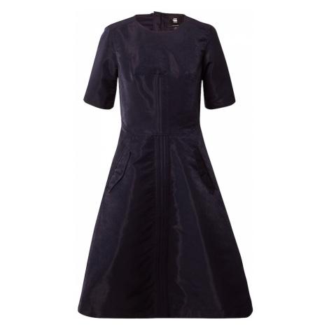 G-Star RAW Sukienka ciemny niebieski