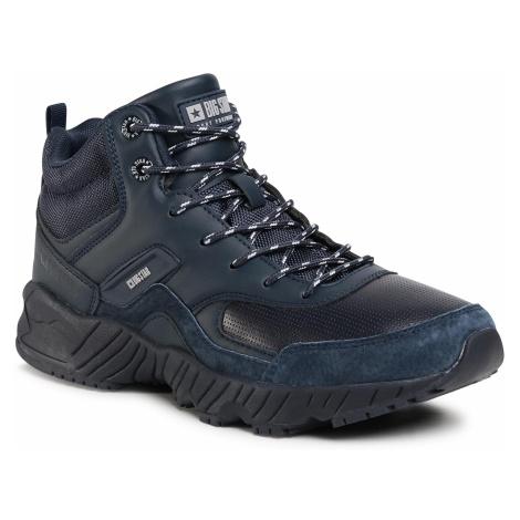 Sneakersy BIG STAR - GG174410 Navy