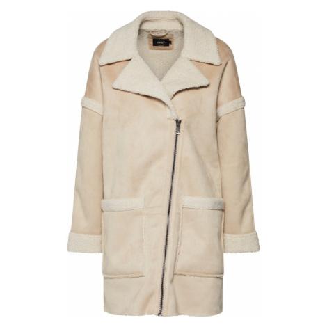 ONLY Płaszcz zimowy beżowy