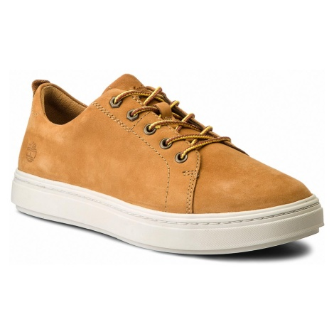 Sneakersy TIMBERLAND - Londyn Simple Oxford A1O49B Wheat
