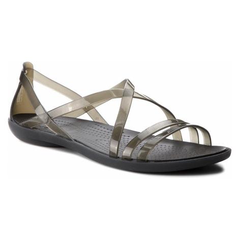 Sandały CROCS - Isabella Strappy Sandal W 204915 Black