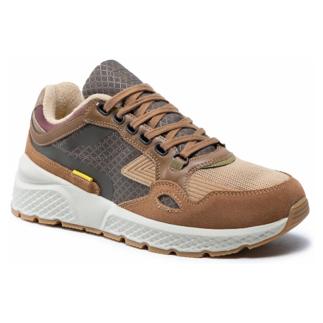 Sneakersy CAMEL ACTIVE - Viceroy 21233332 Cognac C45
