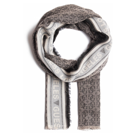 Szal GUESS - Not Coordinated Scarves AM8658 VIS03 GRY