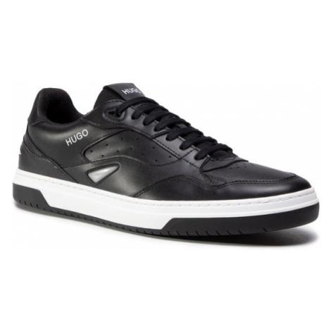 Hugo Sneakersy Switon 50445702 10232547 01 Czarny Hugo Boss
