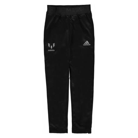 Adidas Side Popper Jogging Pants Junior Boys