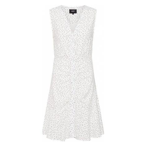 OBJECT Sukienka koszulowa 'OBJCLARISSA' biały