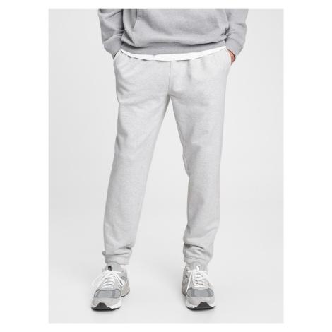 GAP białe męskie spodnie dresowe