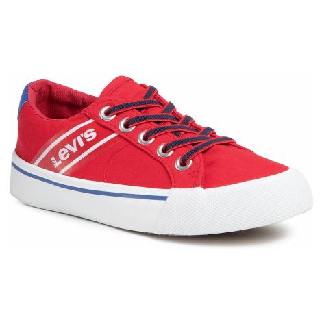 Tenisówki LEVI'S - VKIN0001T Red 0047 Levi´s