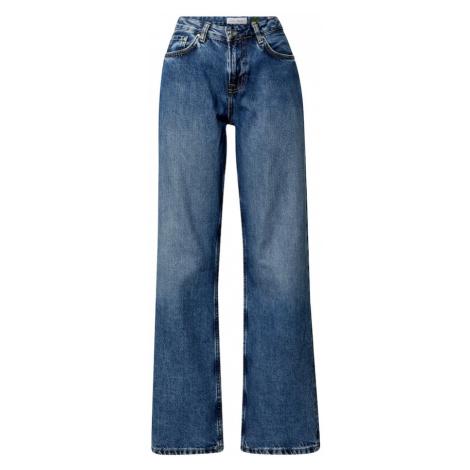 Pepe Jeans Jeansy 'STORM' niebieski denim
