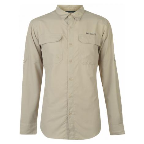 Columbia Ridge Long Sleeved Shirt Mens