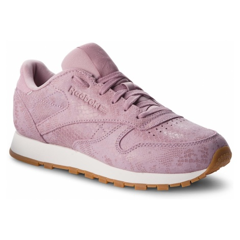 Buty Reebok - Cl Lthr CN4023 Exotics/Infused Lilac/Cha