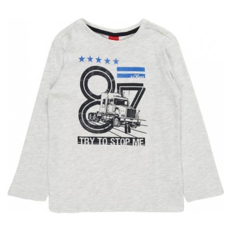 S.Oliver Junior Koszulka jasnoszary