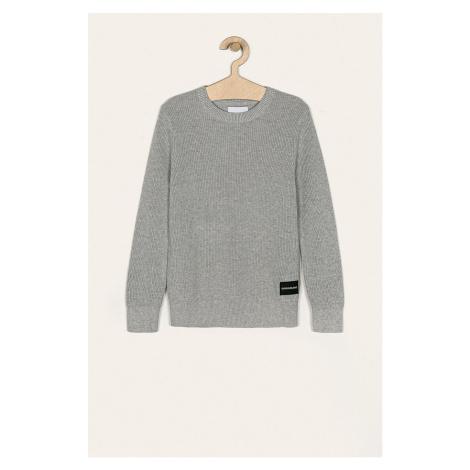 Calvin Klein Jeans - Sweter dziecięcy 140-176 cm