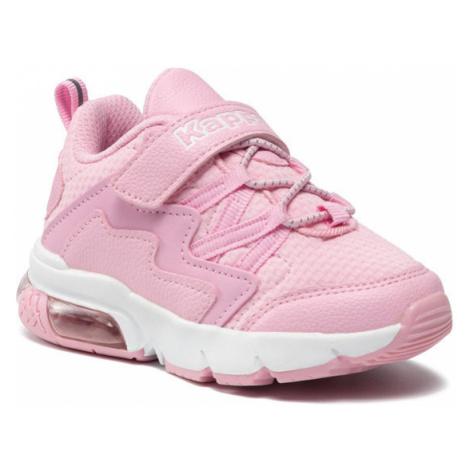 Kappa Sneakersy Yaka K 260890K Różowy