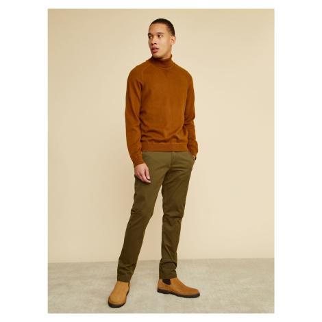 ZOOT Baseline khaki spodnie męskie Emanuel