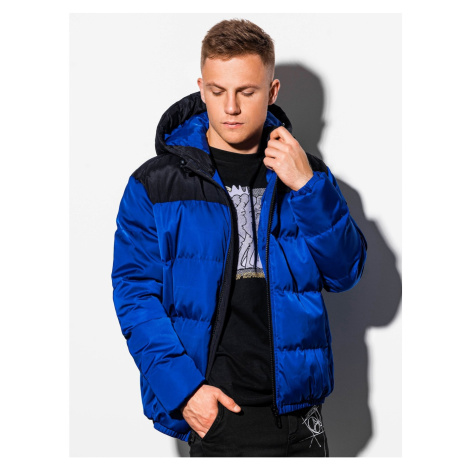 Ombre Clothing Men's winter jacket C458