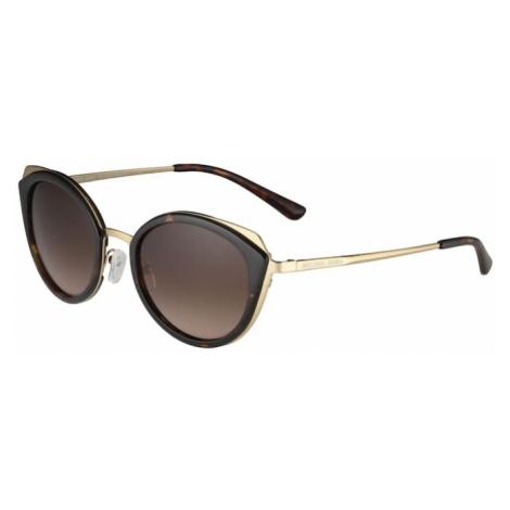 Michael Kors Okulary przeciwsłoneczne 'CHARLESTON' brązowy