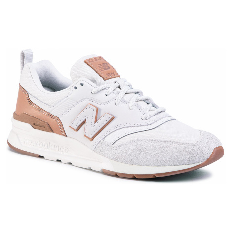Sneakersy NEW BALANCE - CM997HAF Beżowy